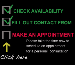 make an appointment graphic
